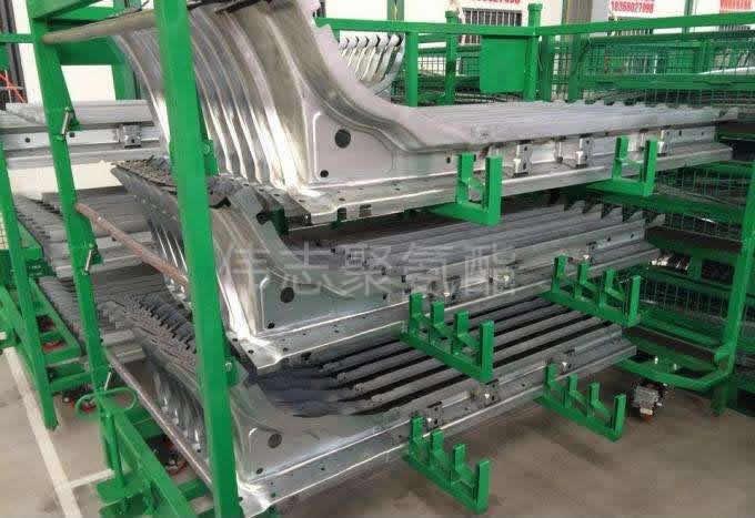 聚氨酯制品-聚氨酯物流料架